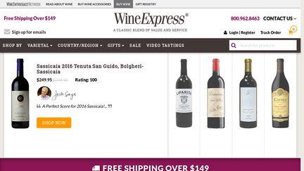 WineExpress