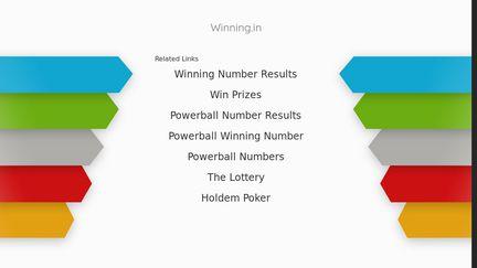 Winning.in