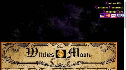 Witches Moon