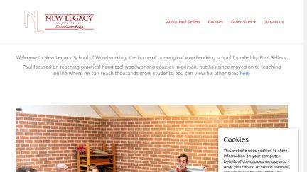 Woodworkingschool.co.uk