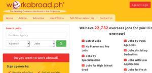 Work Abroad Philippines