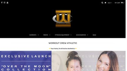 Workout Crew Athletic Online
