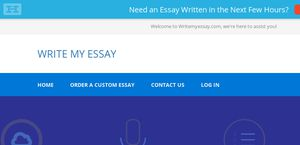 Can I Pay Someone To Do A Book Report For Me? Writemyessaycom Getting Help With A Business Plan also Essay Sample For High School Writemyessay Reviews   Review Of Writemyessaycom  Sitejabber Essays On Science And Religion