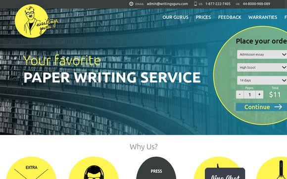 Writings Guru