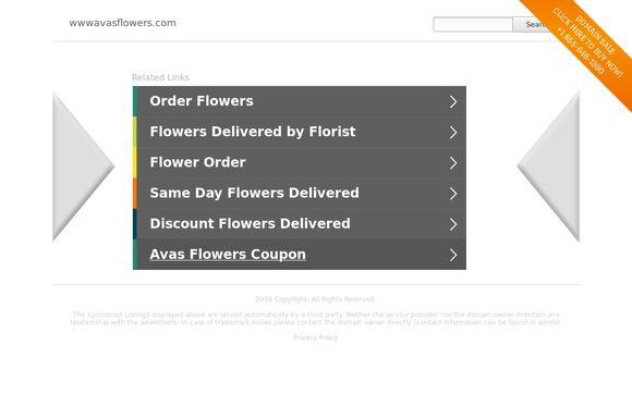Wwwavasflowers.com