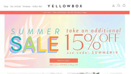 YellowBoxShoes
