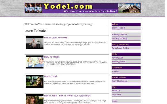 Yodel.com