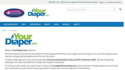 YourDiaper.com