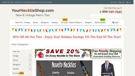 YourNecktieShop.com