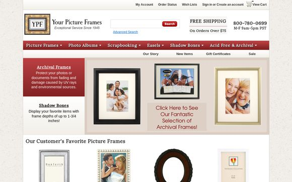 Your Picture Frames