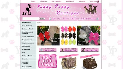Yuppy Puppy Boutique
