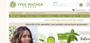 Yves Rocher Reviews - 41 Reviews of Yvesrocherusa com | Sitejabber