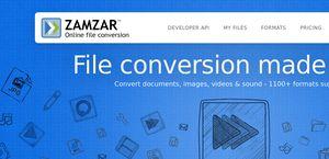 Zamzar reviews 32 reviews of zamzar sitejabber zamzar ccuart Images