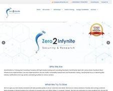 Zero2infynite.com