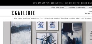 Z Gallerie Reviews