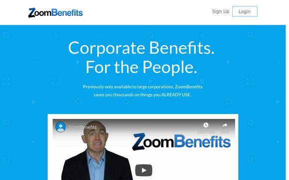 ZoomBenefits
